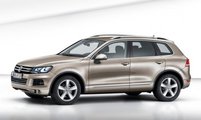 2011 Volkswagen Touareg Photos