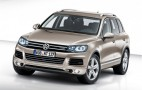 2010 Geneva Motor Show Preview: 2011 Volkswagen Touareg