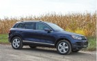 First Drive Review: 2011 Volkswagen Touareg Hybrid