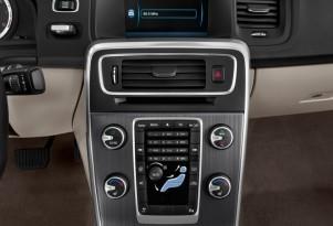 2011 Volvo S60 4-door Sedan Temperature Controls