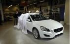 2012 Volvo V60 Plug-in Hybrid,  2011 Geneva Auto Show Exclusive Preview