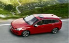 Report: Volvo V60 Wagon May Reach U.S. As Hybrid Niche Vehicle