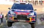 Sebastian Loeb Crashes WRC Car Into Fan's Skoda: Video