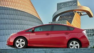 2012, 2013, and 2014 Toyota Prius
