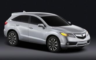 2013 Acura RDX: 2012 Detroit Auto Show