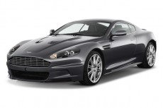 2012 Aston Martin DBS 2-door Coupe Angular Front Exterior View