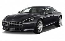 2012 Aston Martin Rapide 4-door Sedan Auto Angular Front Exterior View