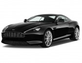 2012 Aston Martin Virage 2-door Coupe Angular Front Exterior View