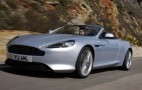 2012 Aston Martin Virage: The Drive