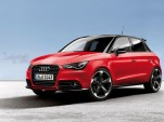 2012 Audi A1 Sportback amplified