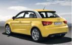 Rendered: 2012 Audi A1 Sportback