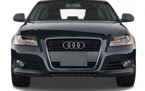 2012 Audi A3 4-door HB S tronic FrontTrak 2.0T Premium Front Exterior View