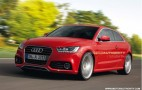 Rendered: 2012 Audi A3