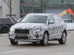 2012 Audi Q3 spy shots