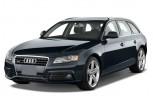 2012 Audi A4 4-door Avant Wagon Auto quattro 2.0T Premium Angular Front Exterior View