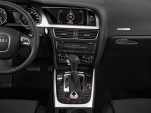 2012 Audi A5 2-door Coupe Auto quattro 2.0T Premium Plus Instrument Panel