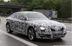 2012 Audi S5 Sportback Spy Shots