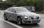 2012 Audi S5 Sportback Spy Shots