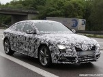 2012 Audi A5 Sportback spy shots