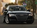 2012 Audi A8 L