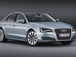 2012 Audi A8 Hybrid