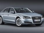 2012 Audi A8 Hybrid
