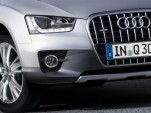 2012 Audi Q3 rendering