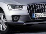 2012 Audi Q3 rendering