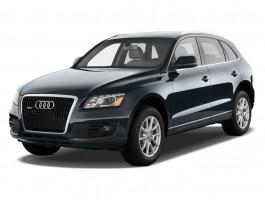 2012 Audi Q5 quattro 4-door 2.0T Premium Plus Angular Front Exterior View
