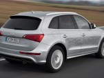 Technical Details Revealed: 2012 Audi Q5 Hybrid Crossover