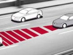Audi adaptive cruise control with Audi braking guard