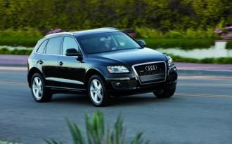 2012 Audi Q5 Recall Alert