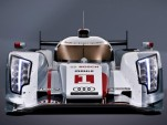 2012 Audi R18 e-tron quattro LMP1 race car