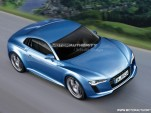 2012 Audi R4 rendering