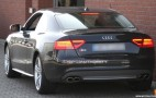 Spy Shots: 2012 Audi S5 Facelift