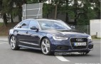 2012 Audi S6 Spy Shots