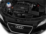 2012 Audi TT 2-door Coupe S tronic quattro 2.0T Premium Plus Engine