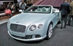 2012 Bentley Continental GTC Live Photos: 2011 Frankfurt Auto Show