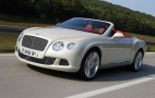 Bentley Auctions Off Continental GTC For Children In Need