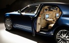 2012 Bentley Mulsanne Executive Interior Choices Announced