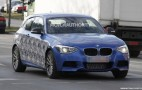 2012 BMW 1-Series Hatchback M Performance Spy Shots