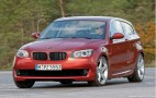 Rendered: 2012 BMW 1-Series Hatchback