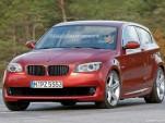 2012 BMW 1-Series Hatchback rendering