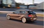 BMW 1-Series Three-Door Revealed, Includes M135i Range-Topper