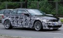 2012 BMW 1-Series M car spy shots