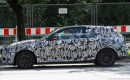 2012 BMW 1-Series three-door 'shooting brake' spy shots