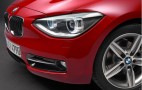 Up Close And Personal With The 2012 BMW 1-Series Hatchback: Video