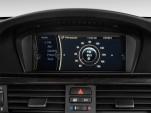 2012 BMW 3-Series 2-door Coupe 335i RWD Audio System