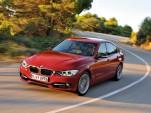 2012 BMW 3-Series Sedan Sport Line