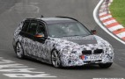 2013 BMW 3-Series Touring Spy Video